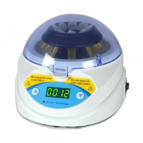 MINI-10K Micro Laboratory 10000RPM Centrifuge LED Display Micro Centrifugal Time Setting - 10000rpm